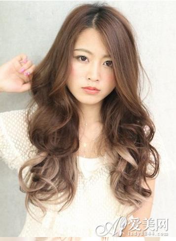 大脸女生适合的图片长发长发显发型|魅力|刘海帅气的男中发型后梳时尚发型图片