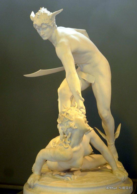 【转】【丹麦·哥本哈根】令人惊艳的唯美人体雕塑 - 称心如意 - 称心如意