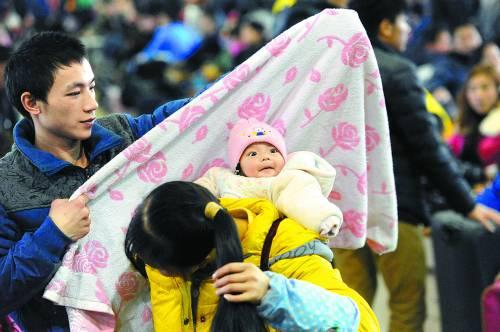 杭州火车站提前进入春运|火车站|提前_凤凰财经