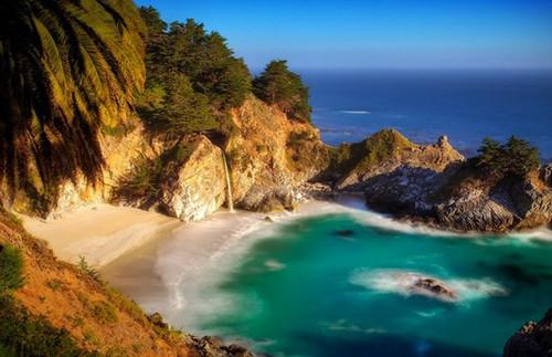 海陆连接最美的地方|峭岩|风景区