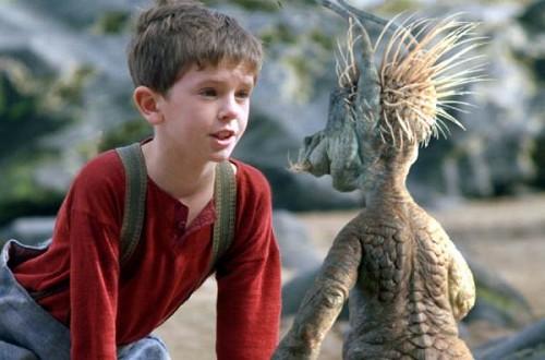 弗莱迪·海默是最受欢迎的英国小童星,看过《查理与巧克力高清图片