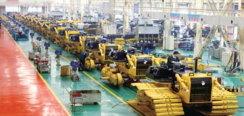 山推系列产品全面升级活动济宁出发|工程机械|制造业