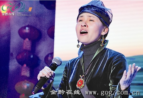 尤雁子演唱《美丽家园》