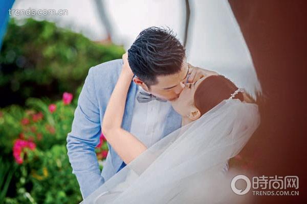 动之以情的浪漫一吻