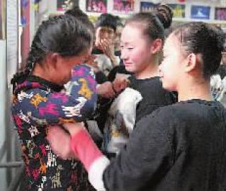 《出彩中国人》失踪少女归队