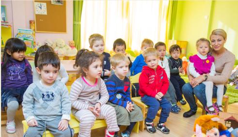 探访俄罗斯儿童教育中心