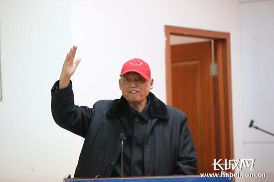 """石家庄市教育局""""学雷锋 三爱三节""""活动启动图片"""