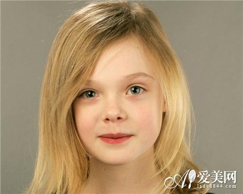 欧美可爱小女生发型 既精灵又可爱