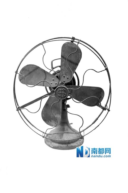 中国第一代 电风扇 上海华生电器制造厂