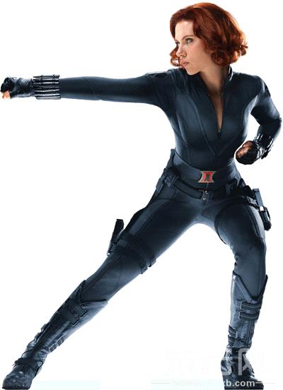 复仇者联盟黑寡妇h版