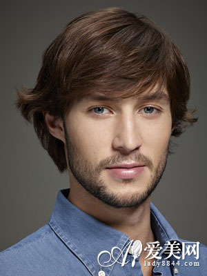 男生短碎发发型图片二:-男生短碎发图片 引领欧美时尚风潮