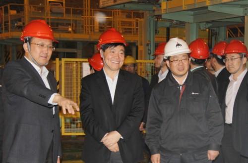 神华宁煤集团与宁夏电力公司共商合作事宜|煤