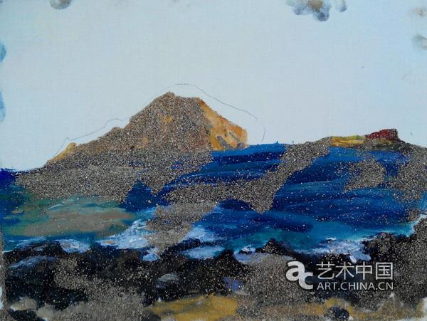 艺术家作品:沙漫太平洋