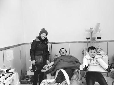 兰州夫妻坚持义务献血19年 血液总量超10万毫升