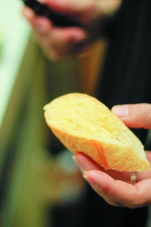 香蒜面包|宝宝|爷爷_凤凰资讯