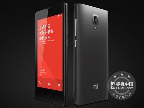 图为 红米手机1S(电信版/8GB)-骁龙四核更流畅 红米1S电信版售