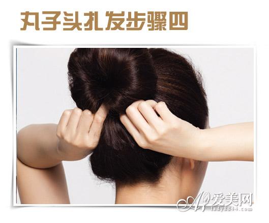 华丽露额发型扎法 夏日造型爱清爽|发型|公主_凤凰时尚