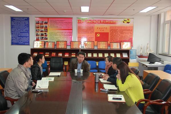装备学院召开新聘期全体学生工作干部会议