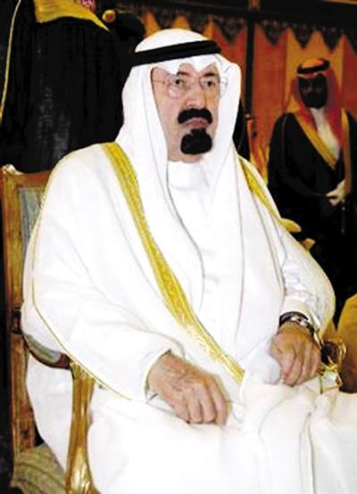 沙特阿拉伯国王阿卜杜拉