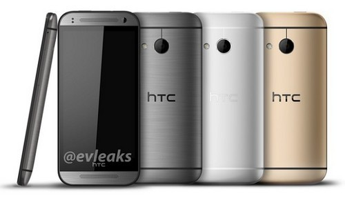 HTC One mini2售价曝光 约合4500元