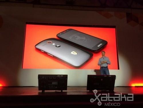 法拉利版Moto G发布 6月开卖售价2412元