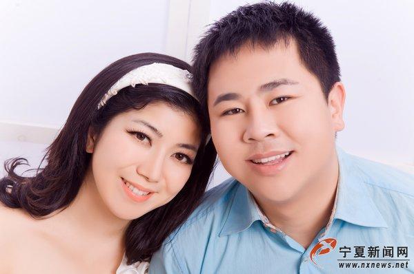 李克寅和他日本妻子古川绢代。