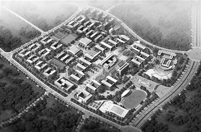 四川师范大学成都学院新校区落户天府新区