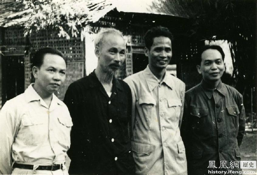 """1956年越南""""承认南沙群岛属中国""""国书原件曝光 - 月  月 - 阳光月月(看新闻)"""
