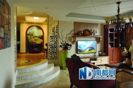 清代家具手绘图片