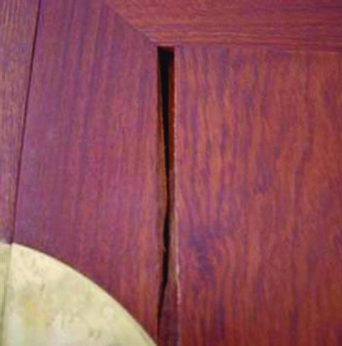 有效解决了红木家具开裂变形问题