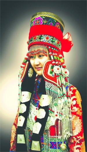 中国蒙古族服装服饰艺术节