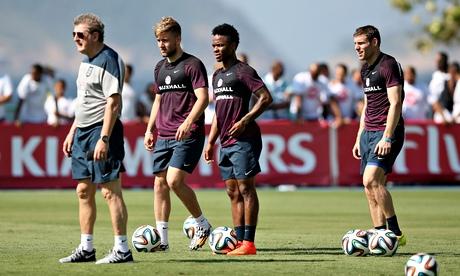 德意志银行预测英国队将在巴西世界杯夺冠|英