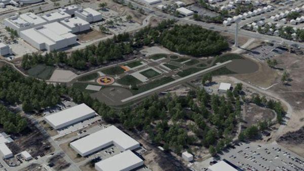 [3d汽车模拟驾驶]美国大学将建12公顷的模拟城市测试