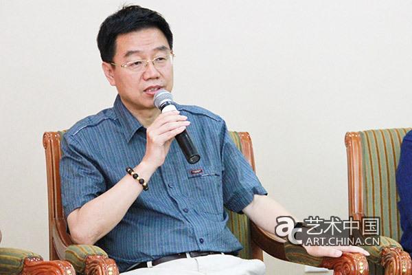 艺术评论家王鲁湘发言
