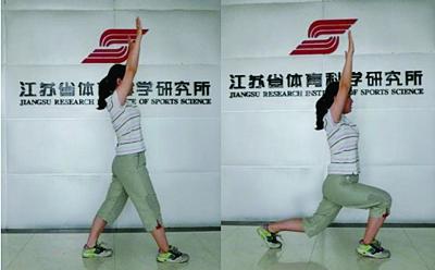下蹲运动:健身养生好处多