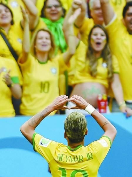 纯粹挚爱撰写巴西足球长盛不衰命理基因