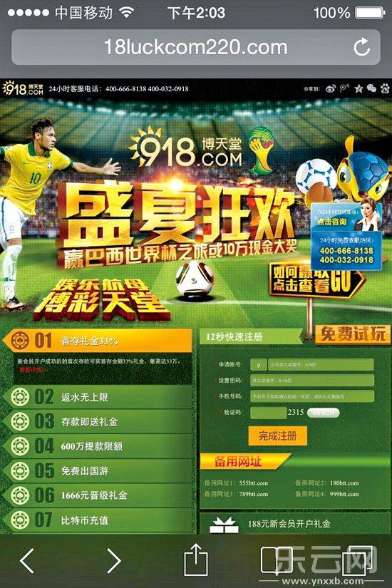 世界杯网站_世界杯赌球钓鱼网站盛行 网民谨防被骗|游戏|玩