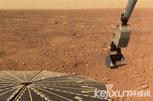 火星发现了外星生命 人类为什么要探测火星