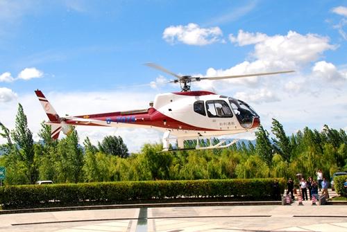 通用航空产业,将进一步加强与中航直升机有限责任公司的沟通与协作