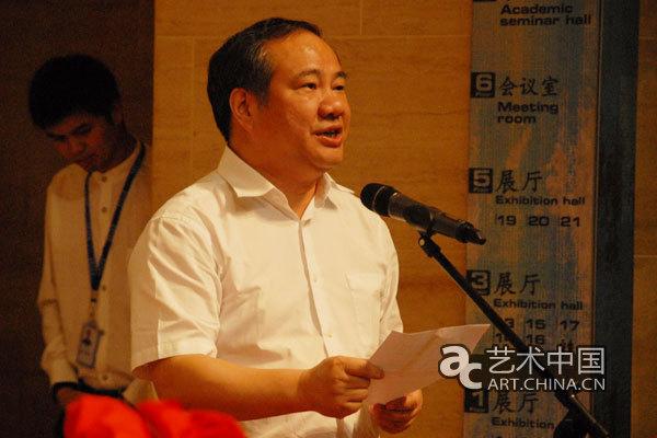 苏州市人民政府副市长王鸿声致辞