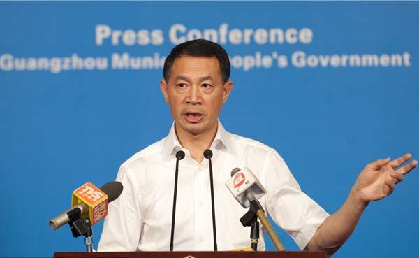 广州落马副市长曹鉴燎被双开,牵出万庆良案|