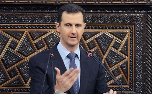 阿萨德将宣誓就任叙利亚总统 再执政7年