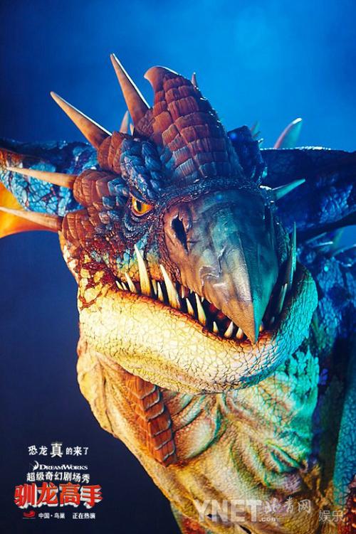可爱的龙,呆萌的龙,喷火的龙