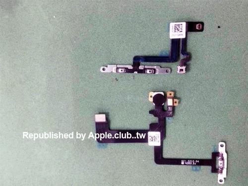 苹果5s内部结构图图解