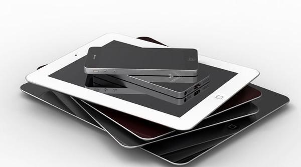 iPhone和iPad的推出丰富了人们进入互联网的通路(图片来源:overtimedesigns)