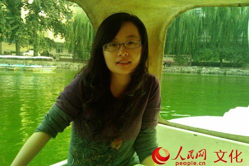 朗诵者:刘婧婷