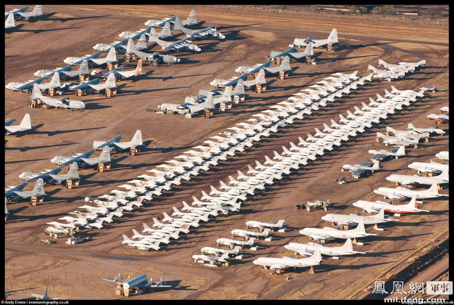 美国亚利桑那州图森市戴维斯·蒙山空军基地