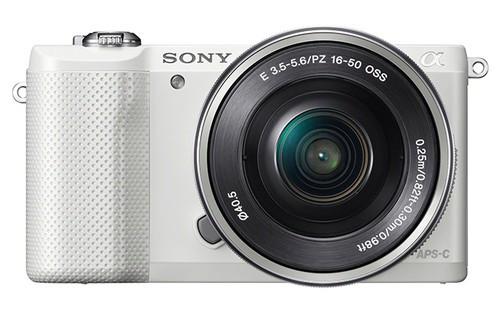 索尼A5000微单相机
