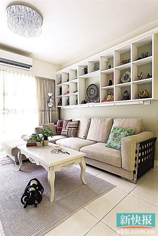 沙发背景墙要避免磕碰到头图片