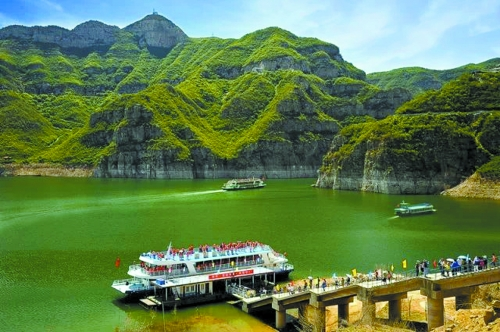 黄河三峡济源:探祭坛、玩漂流看不一样的黄河dnf攻略31溶洞守护者图片